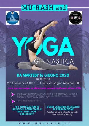 Ginnastica Yoga ok